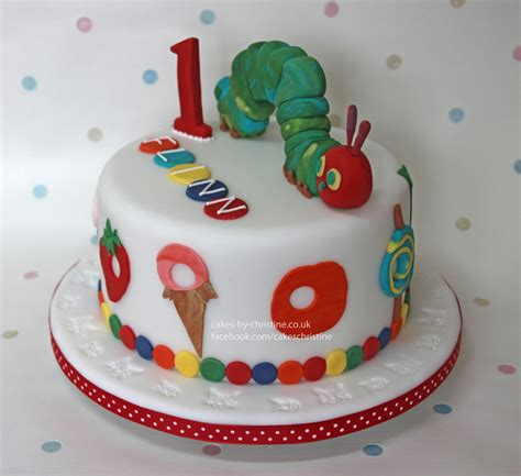 raupe nimmersatt kuchen the hungry caterpillar cake cakes by christine