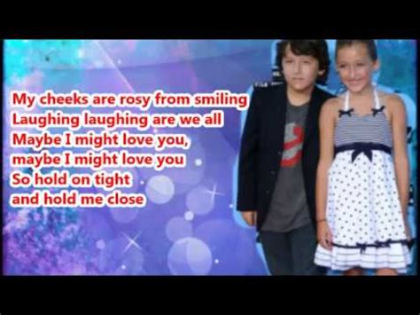 frankie jonas and noah cyrus ponyo song quot ponyo quot noah cyrus ft frankie jonas lyrics youtube
