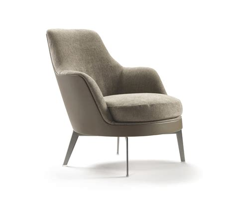 Soft Armchair guscio soft armchair lounge chairs from flexform