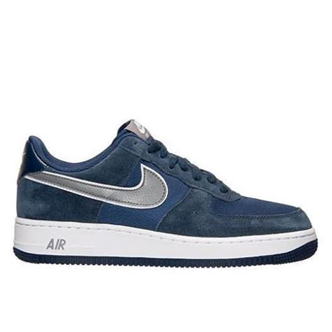 running shoes georgetown nike air 1 low quot georgetown quot navy grey natterjacks