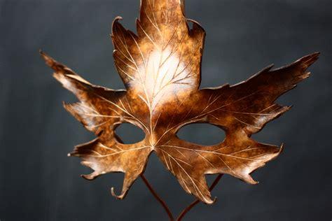 printable leaf mask maple leaf mask by osbornearts on deviantart art