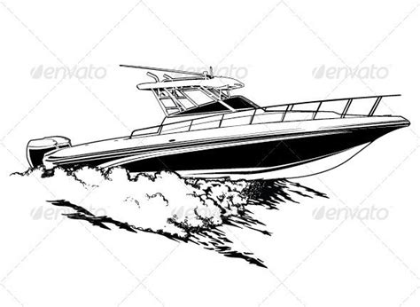 speed boat drawing speed boat speed boats tags and boating