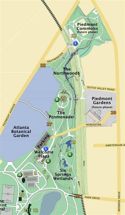 piedmont park expanding further virginia highland civic