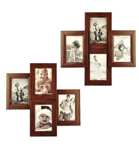 Home Decor Products In India by Celestial Collage Wall Photo Frame Buy 1 Get 1 Buy