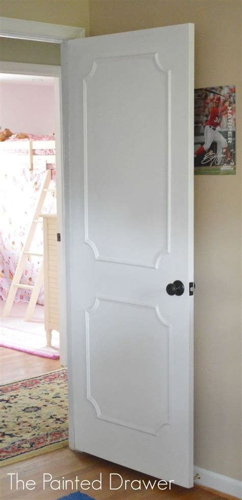 12 clever tricks to turn builder grade doors into custom made hometalk