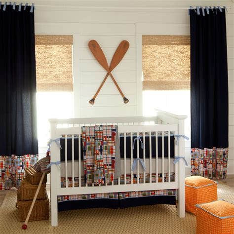 a baby boy s nursery nautical theme style - Nautical Baby Themed Nursery