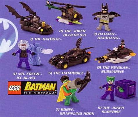 Batman Happymeal Mcd top 10 mcdonald s happy meals and sci fi