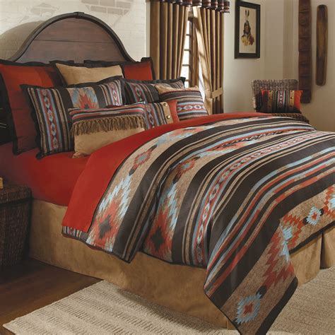 bedroom comforter sets santa fe southwest comforter bedding by veratex santa fe comforter and bedrooms