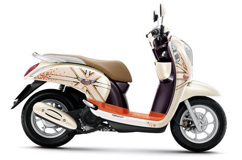 Mantel Motor Honda New Scoopy 1 honda thailand rilis honda scoopy fi club 12 berikut mega geleri gambarnya tmc motonews