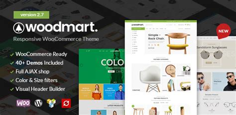 themeforest woocommerce theme free download themeforest woodmart v2 7 0 responsive woocommerce