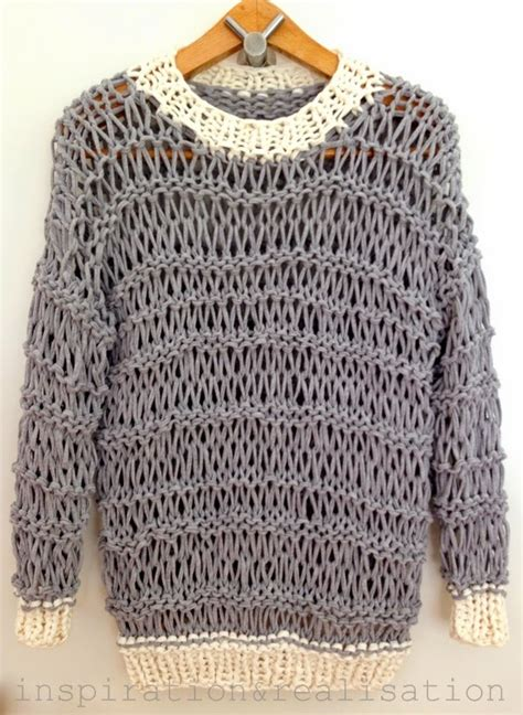 knit t inspiration and realisation diy fashion diy open