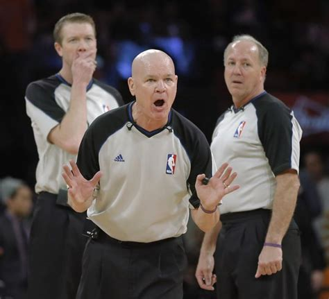Mba Referees by Retiring Nba Ref Joey Top 10 Moments Ny Daily News