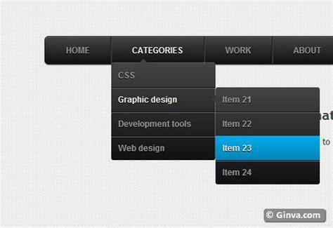 horizontal menu templates free horizontal menu templates free professional