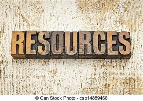 Free Barn Plans stock illustration of resources word in wood type