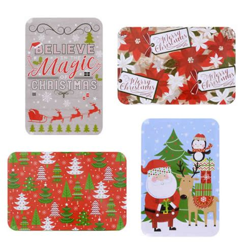 christmas candy gift tin memorable gift from funky delivery
