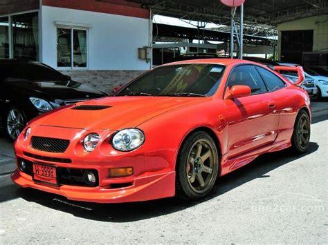 how cars run 1993 toyota celica user handbook toyota celica 1996 2 2 in กร งเทพและปร มณฑล manual coupe