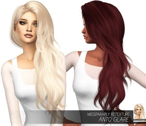 sims 4 hair custom content the sims 4 female hair custom content downloads page 20