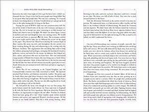 Book Pages how book designers set up book page layouts for a