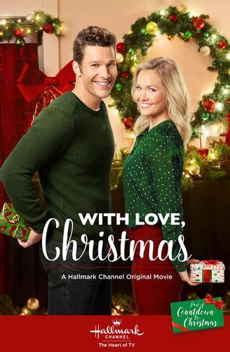 film love for christmas hallmark channel holiday romance movies tv series