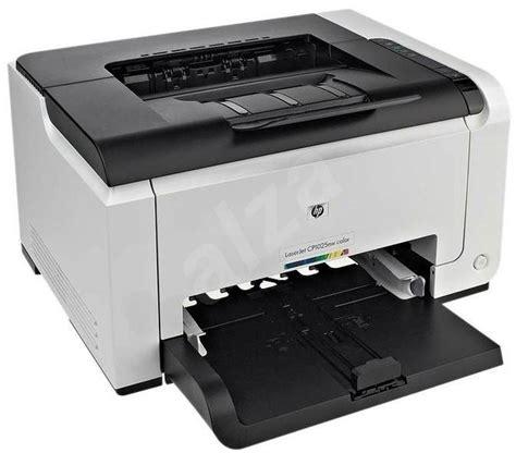 Printer Hp Laserjet Pro Cp1025nw hp color laserjet pro cp1025nw laser printer alzashop
