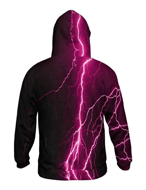 Crd Sweater Newback Maroon yizzam lightning maroon black new mens hoodie sweater xs s m l xl 2xl ebay