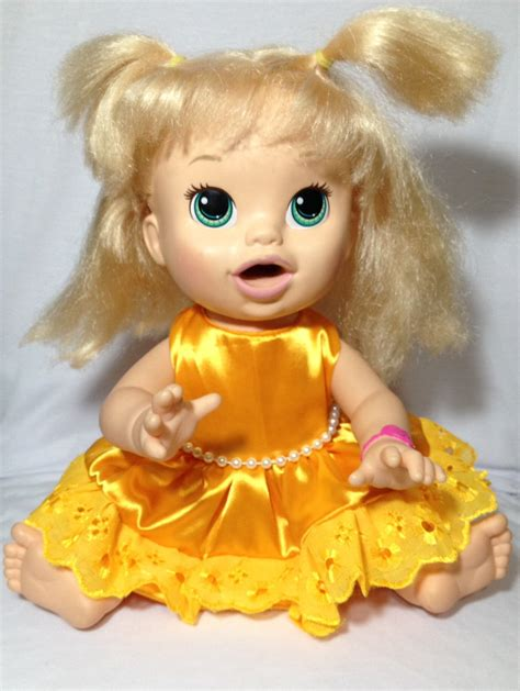 fashion doll e cia vestido festa amarelo p fashion doll e cia elo7