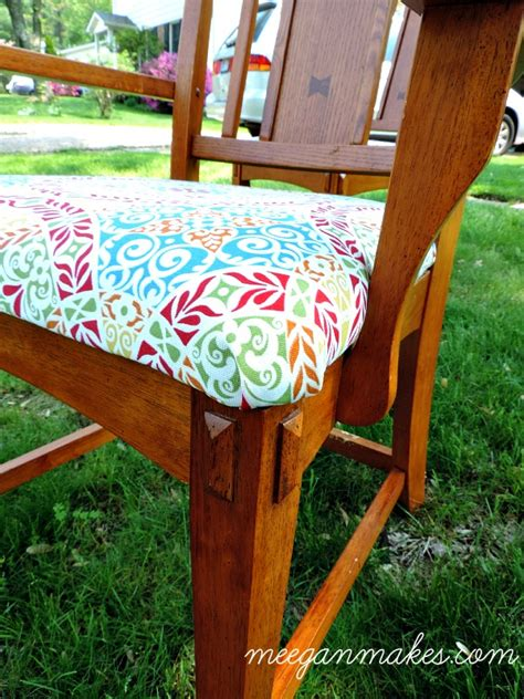 recover dining chair seats how to recover a dining chair seat what meegan makes