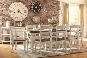 marsilona dining room chair ashley furniture homestore ledelle dining room set signature design by ashley