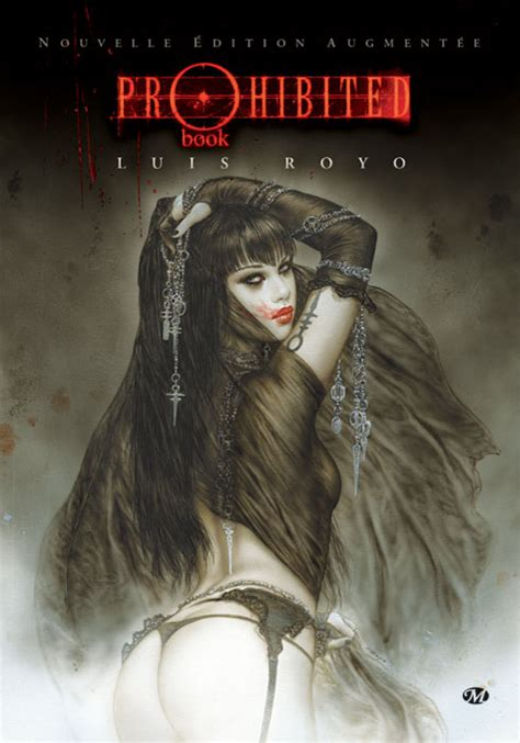 milady fr luis royo prohibited book l int 233 grale