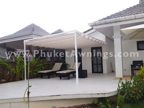 Horizontal Awnings Retractable phuket awnings retractable loop blind horizontal