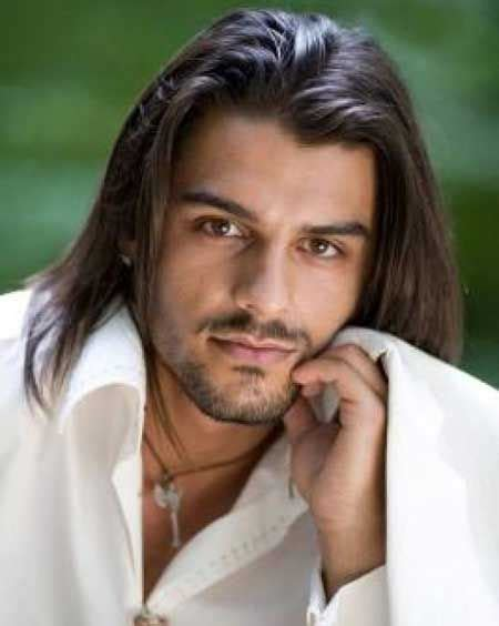 hairstyles for long hair indian man indian male models with long hair below looks best