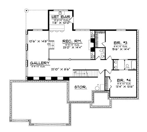 summit house plans gray summit traditional home plan 051d 0187 house plans and more