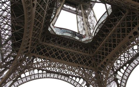 Eiffel Tower Floor L by Eiffel Tower Gets Glass Floor For 125th Anniversary