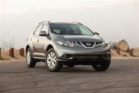 2013 nissan murano recalls nissan recalls murano suvs for risk news