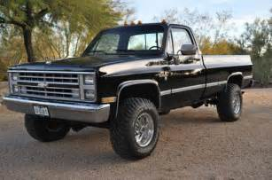 Chevrolet K30 For Sale Sell Used Factory Black 1986 Chevy K30 454 4wd 1ton