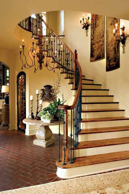 curved staircase  bad   home house