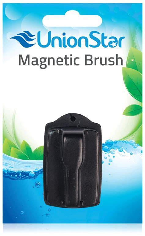 Magnet Pembersih Kaca Akuarium Resun Magnetic Brush Aquarium Small aquarium equipment tommiland