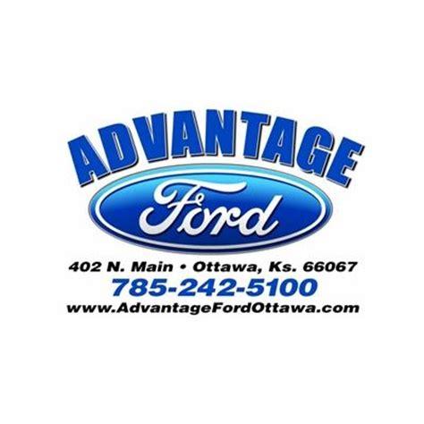 Advantage Ford by Advantage Ford Logo From Advantage Ford In Ottawa Ks 66067