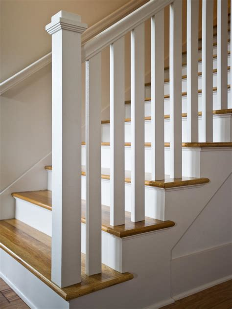 Banisters For Stairs Stairs Decorating And Design Idea Pictures Hgtv