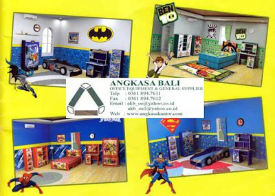 Meja Belajar Superman jual furniture keapanel frozen hellokitty superman batman