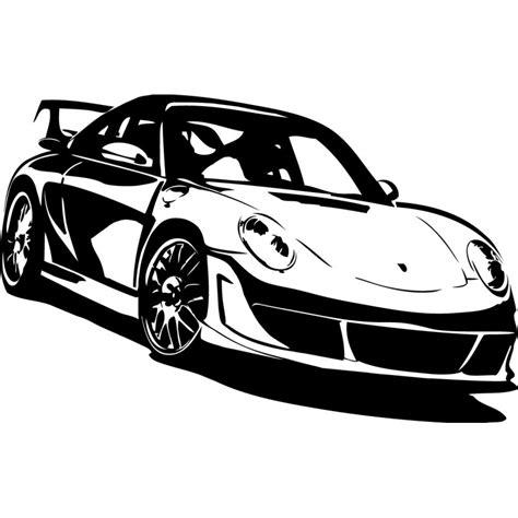 Porsche Aufkleber Gt3 by Sticker De Porshe 911 Gt3