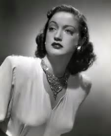 Rosemary Barnes A Slice Of Cheesecake Dorothy Lamour Glamor