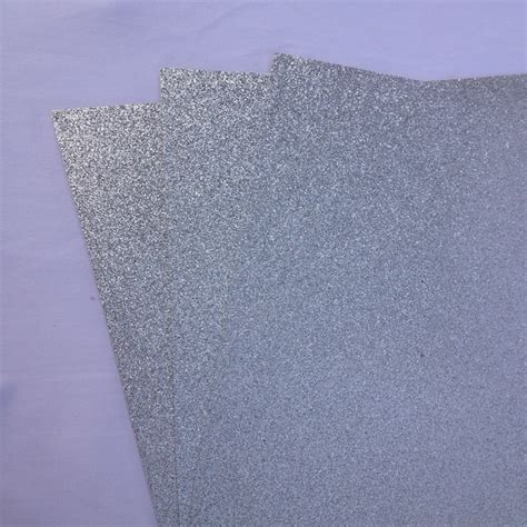 Glitter Paper For Card - oem odm accepted colorful glitter paper card stock