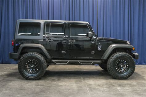 jeep black ops used lifted 2011 jeep wrangler call of duty black ops 4x4