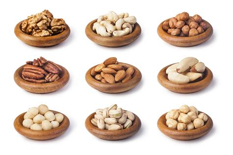 4 types of healthy fats a complete guide to all types of nuts carbs fats