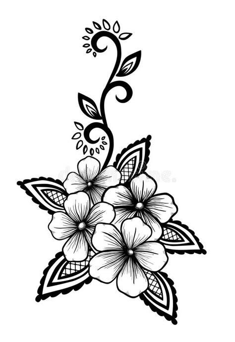 disegni astratti fiori risultati immagini per disegni astratti floreali bianco e