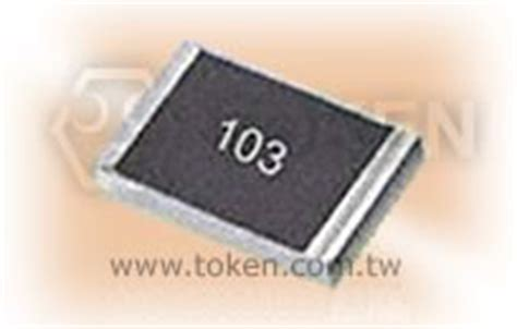 resistor smd 103 chip array resistor network resistors token components