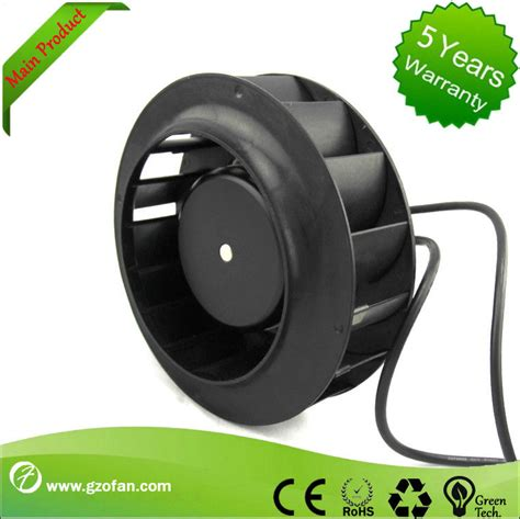 air purifier cooling fan industrial centrifugal fan impeller electric motor