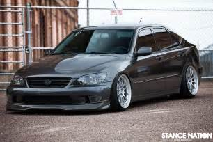 Stanced Lexus Is300 Who Likes Slammed Is300 S With Wide Wheels And Low