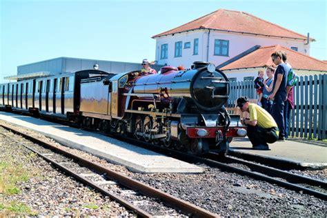 book event  romney hythe dymchurch railway